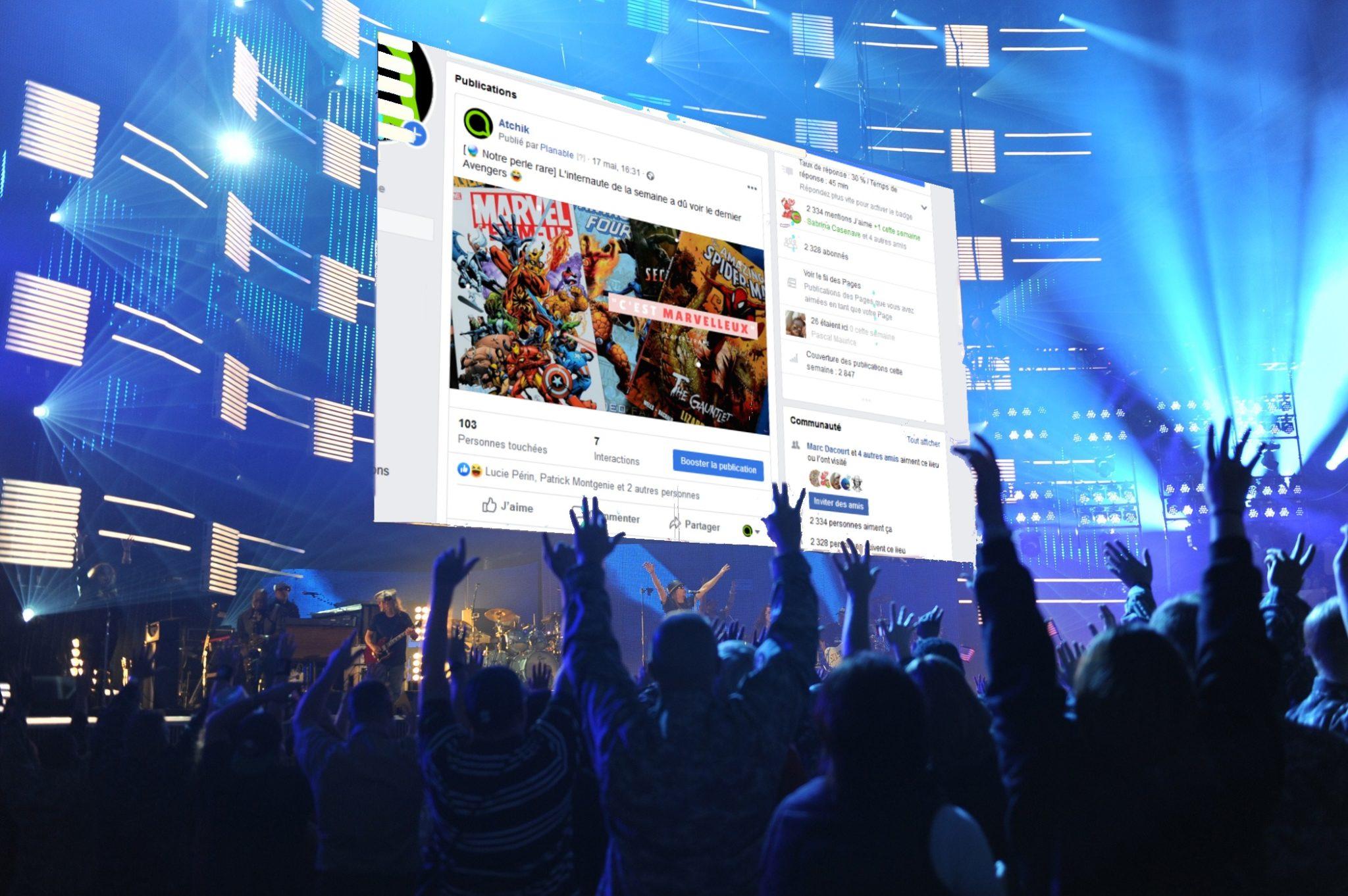 Modération Facebook : gardez-moi de mes super fans…