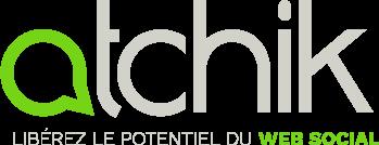 Logo Atchik clair