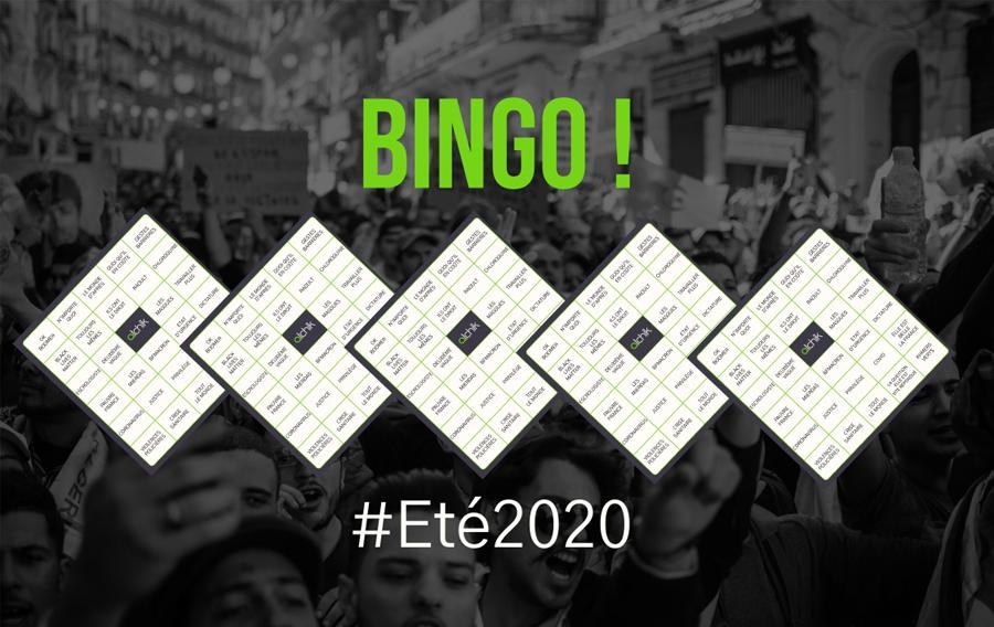 Covid, Ok Boomer, BLM : le bingo des conversations de l'été 2020