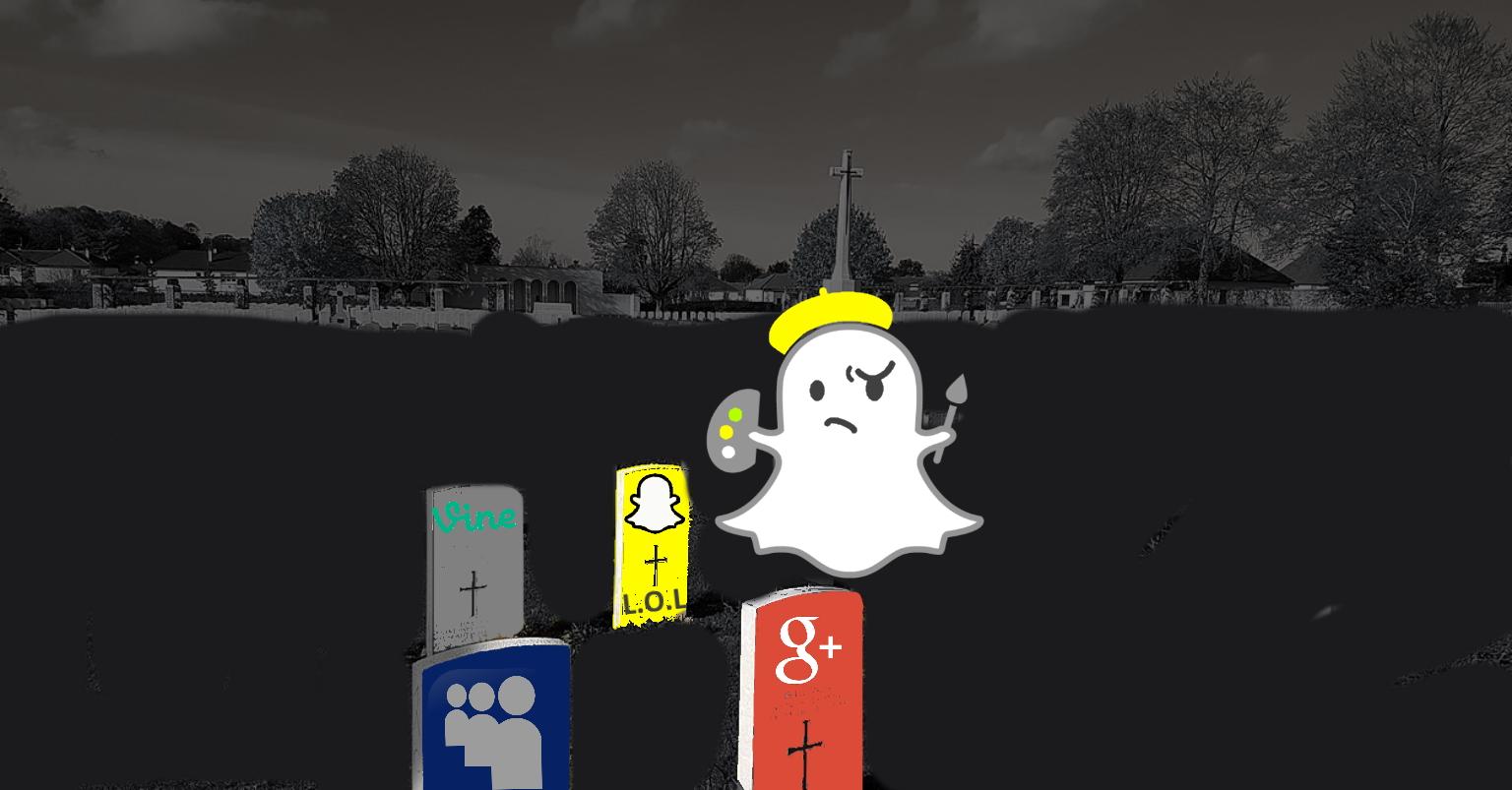 Enterrer Snapchat ? Pas si vite…