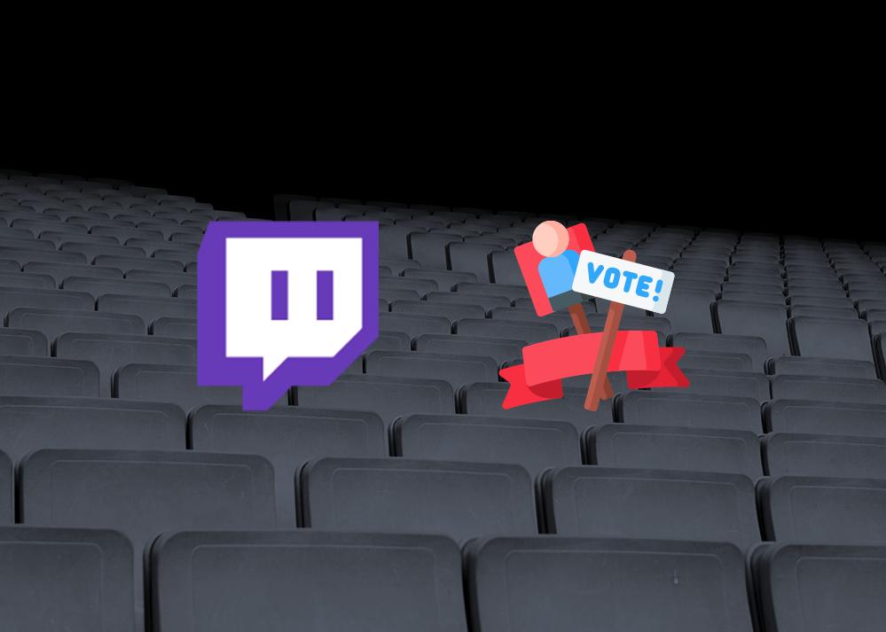 Politique sur Twitch : des conversations déjà bien présentes