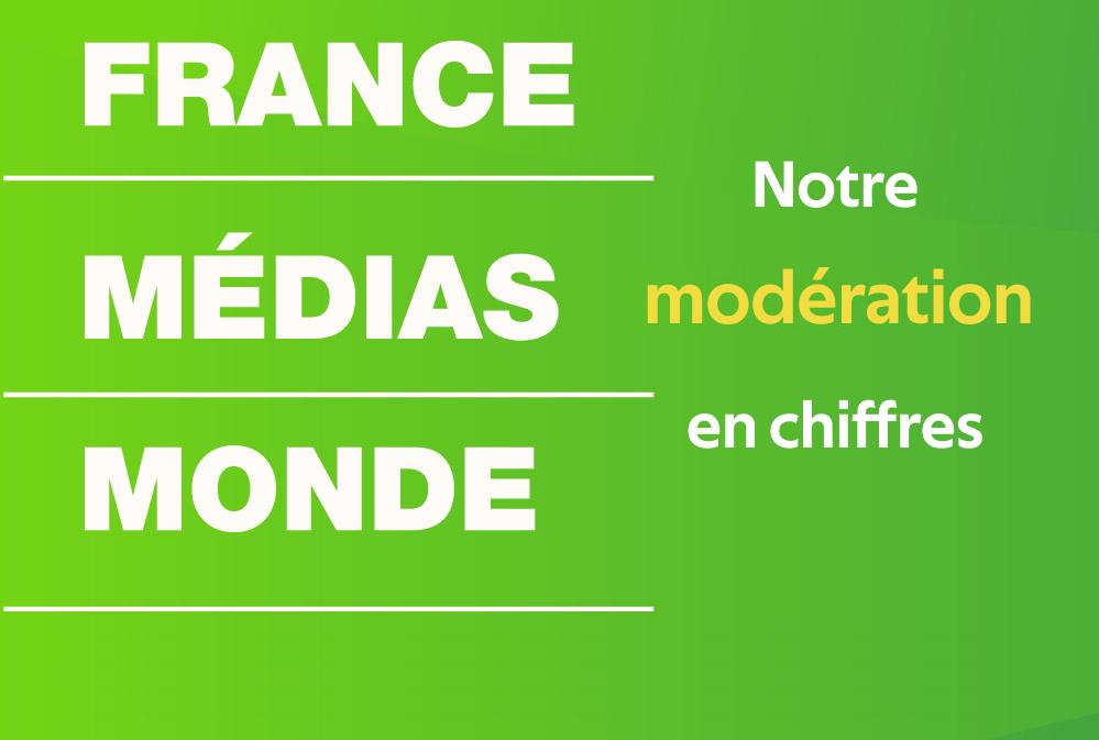 Retour d'expérience : modération des espaces de France Médias Monde
