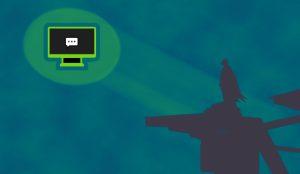 Illustration batman modération